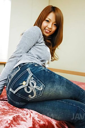Chinese in Jeans Porn Pics